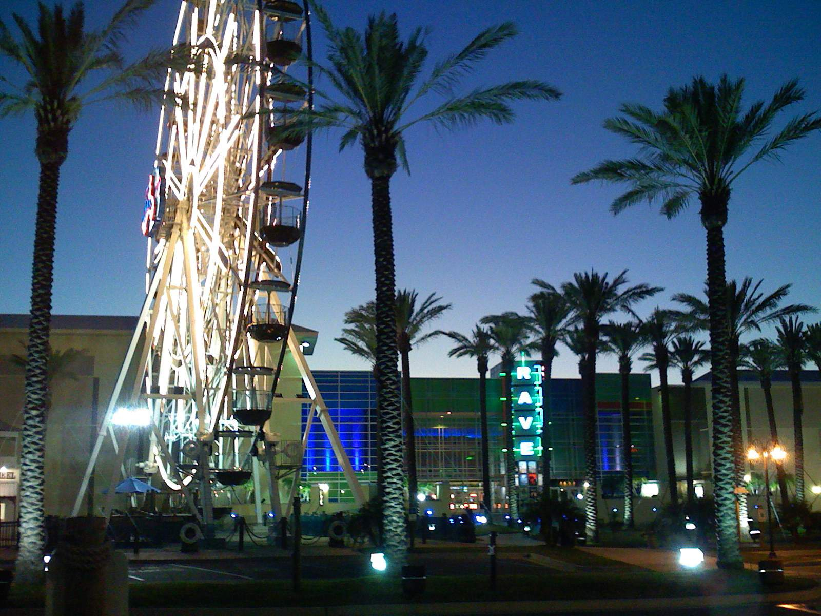 Ferris Wheel In Orange Beach Al Orangebeach