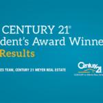 2016 CENTURY 21® President's Award